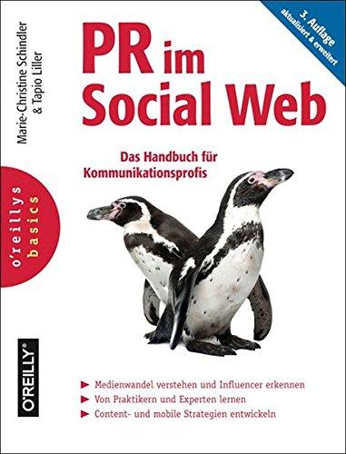 Schindler, Marie-Christine / Liller, Tapio:PR im Social Web