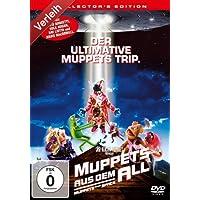 Muppets aus dem All - doppelseitige DVD