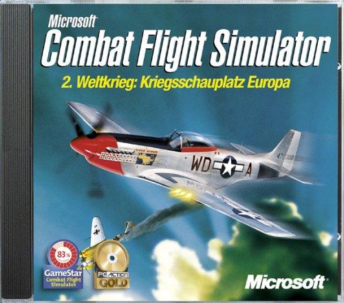 Microsoft Combat Flight Simulator: 2. Weltkrieg: Kriegsschauplatz Europa (Simulator-combat Flight)