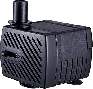 Jebao Multi Functional Mini Submersible Pump for Aquarium or Small Water Feature 350L/H #AP-355