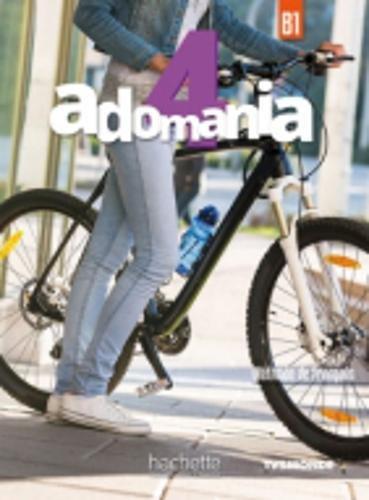 Adomania: Livre de l'eleve 4 + DVD-Rom por Antonin Varenne