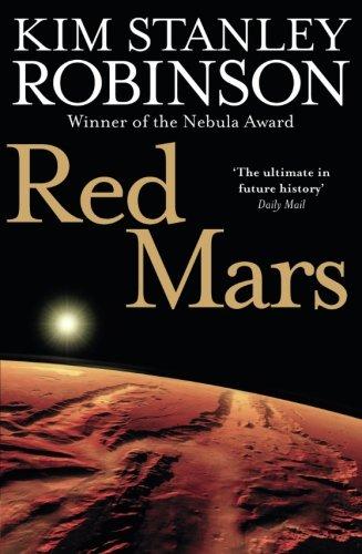 Red Mars por Kim Stanley Robinson