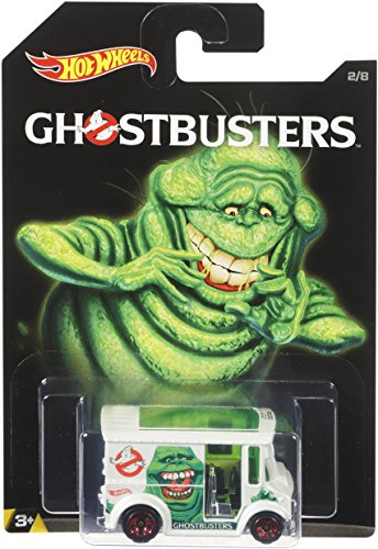 Hot Wheels Mattel dwd94 Limited Car Ghostbusters, por 1 Coche, selección al Azar