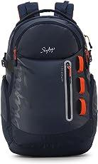 Skybags Weekender 35.6796 Ltrs Blue Hiking Backpack (WKRAET32BLU)