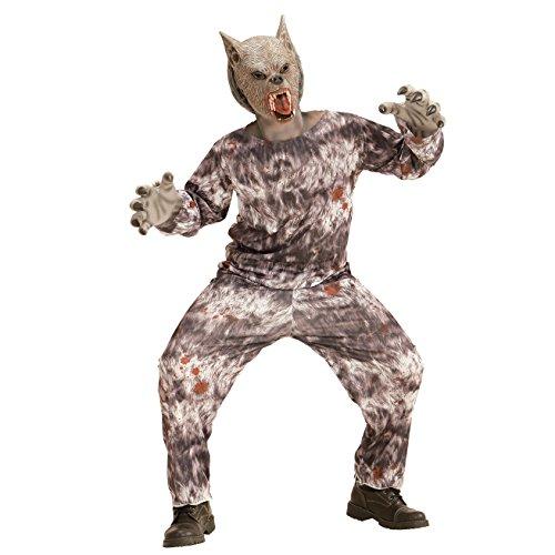 kostüm Werwolf, 140 cm (Werwolf Kostüm Für Kinder)