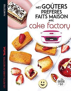 Mes goûters préférés faits maison avec Cake factory (Les petits Moulinex/Seb)