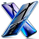 AROYI Cover Xiaomi Mi 9T/Mi 9T Pro Trasparente, Custodie Crystal Ultra Slim Morbido Silicone...