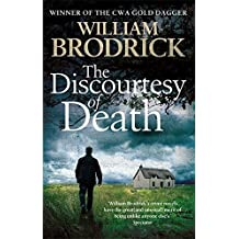The Discourtesy of Death (Father Anselm Novels) by William Brodrick (2014-08-07)