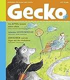 Gecko Kinderzeitschrift - Lesespaß für Klein und Groß BD 17