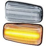 rm-style LED SEITENBLINKER Klarglas [7607]