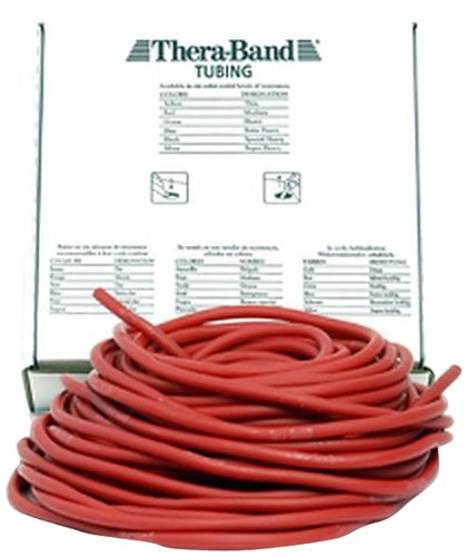 TheraBand Medium Tubing – Exercise Bands