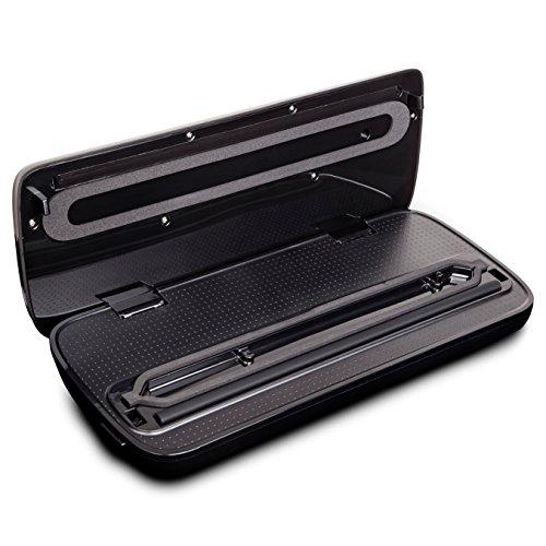 51NZeFcqNbL. SS500  - Luvele Deluxe Vacuum Sealer Food Saver Kitchen Vacuum Packing Machine Sous Vide Cooking Bags