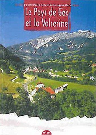 Le pays de Gex et la Valserine par Anne Thill