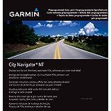 Garmin City Navigator NT Europa, Datenkarte microSD/SD Kartenmaterial für 45 Länder Europas