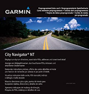 Garmin 901243 - Tarjeta de Datos microSD (City Navigator NT Europa) (B000MNA3BG) | Amazon price tracker / tracking, Amazon price history charts, Amazon price watches, Amazon price drop alerts