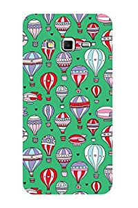 ZAPCASE PRINTED BACK COVER FOR SAMSUNG GALAXY GRAND 2