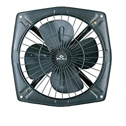Bajaj Freshee Fresh 46-Watt Air Fan (Mettalic Grey)
