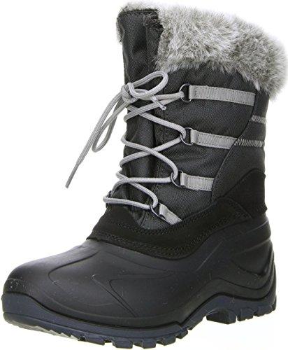 Spirale Damen Winterstiefel Snowboots grau, Größe:41;Farbe:Grau
