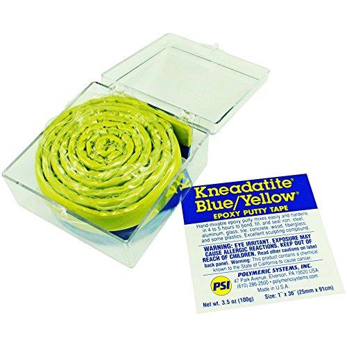 kneadatite-azul-amarillo-de-masilla-epoxi-cinta-36-verde-stuff