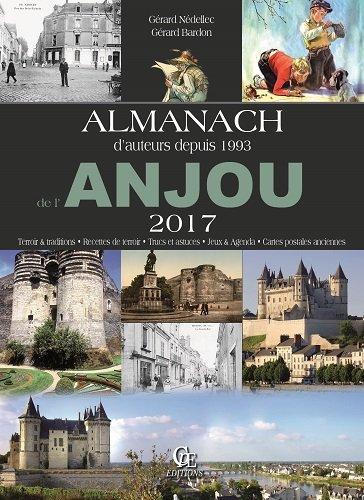 Almanach de l'Anjou 2017