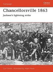 Chancellorsville 1863: Jackson's Lightning Strike (Campaign, Band 55)
