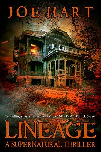 Lineage: A Supernatural Thriller (English Edition) par Joe Hart