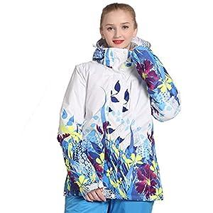 2018 Damen Skijacke Wasserdicht Skianzug Schneeanzug Winter Skifahren Skiset Farb- und Größenwahl