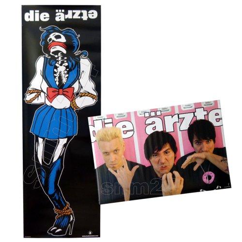 I Medici schulgwen ossa Gwendoline poster per porta + Pink spind di poster