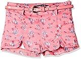 Allen Solly Junior Girls' Shorts (AKGSH316900_Pink_2 - 3 years)