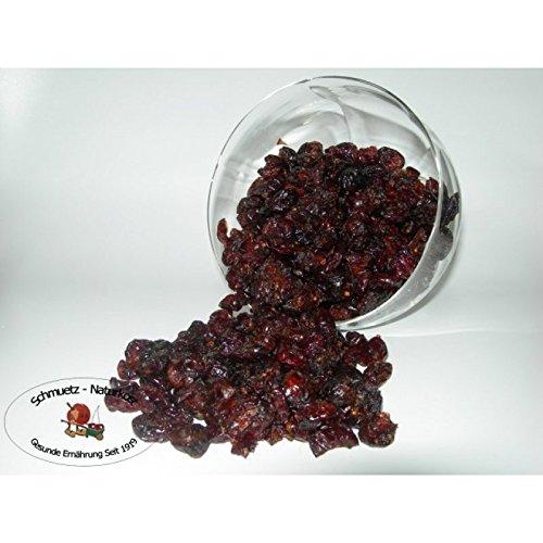 Cranberries ungeschwefelt und kandiert 250g von Schmütz-Naturkost