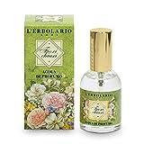 L'Erbolario helle Blüten Eau de Parfum, 1er Pack (1 x 50 ml)