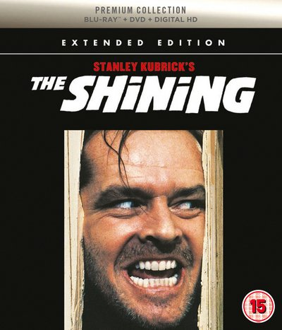 The Shining UK Exclusive - The Premium Collection Bluray Region free