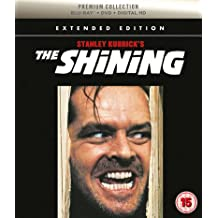 The Shining Extended Version Blu Ray / Includes DVD + Art Cards / Digital Download