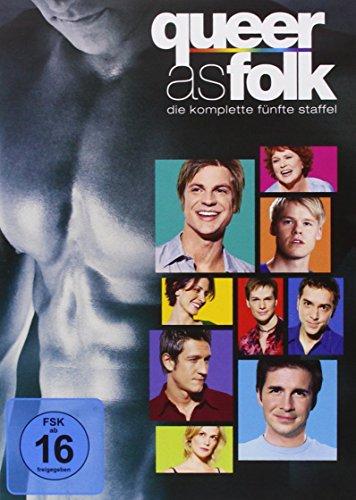 Bild von Queer as Folk - Die komplette fünfte Staffel [4 DVDs]