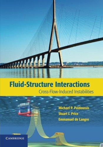 Fluid-Structure Interactions por Michael P. Païdoussis
