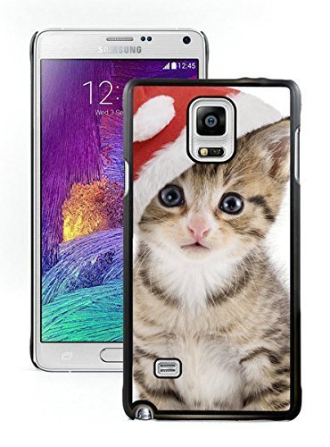 best-buy-design-christmas-cat-black-samsung-galaxy-note-4-case-24