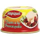 Saupiquet Thon à La Provençale Set de 2 Boîtes x 135 g