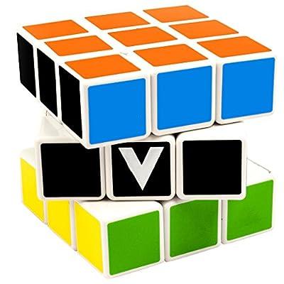 Verdes Innovation - Cube Officiel Des Championnats De France De Speed Cubing - Blanc