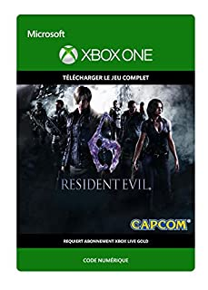 Resident Evil 6 [Xbox One - Code jeu à télécharger] (B01LONGRK8) | Amazon price tracker / tracking, Amazon price history charts, Amazon price watches, Amazon price drop alerts