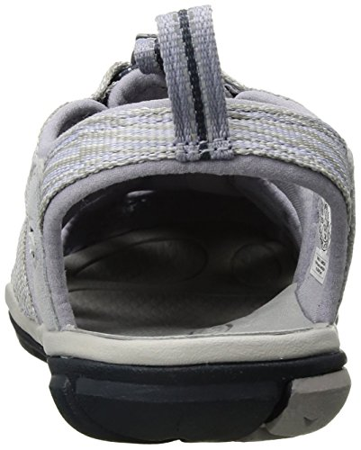 KEEN Clearwater CNX W Sandalo outdoor Grigio (Dapple Grey/dress Blue Dapple Grey/dress Blue)