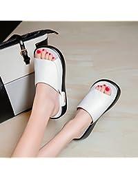 Eszapatillas 34 Amazon Para Hombre Mujer Suvgqzpm Zapatos Blancas yOmvNn80w
