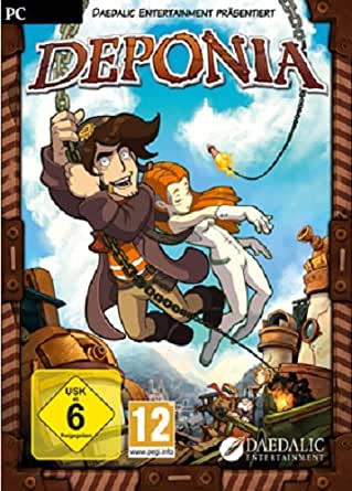 Deponia [PC Download]