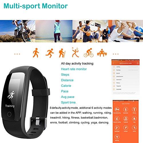 Zoom IMG-3 yamay orologio da polso fitness