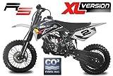 49cc NRG50 XL Racing 14/12 Wasser gekühlt 9 PS hydraulik Bremsen Upsidedown Öldruck Stoßdämpfer