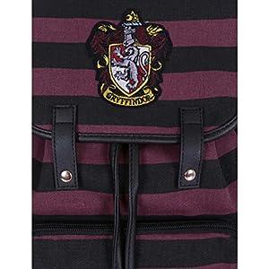 51NZwJAZEKL. SS300  - La mochila negra y burdeos HARRY POTTER Gryffindor