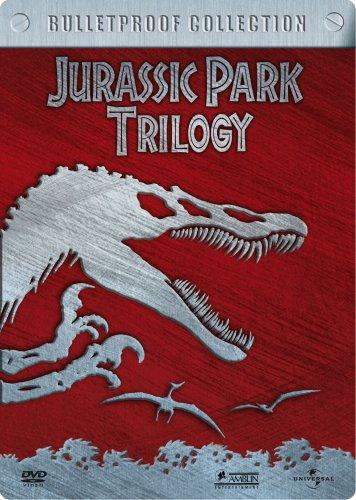 Jurassic Park Trilogy - Bulletproof Collection