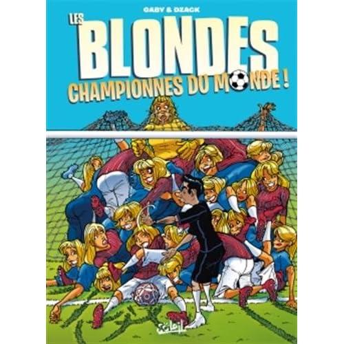 Blondes championnes du monde