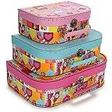 Hamleys Luvley Suitcase Nesting Cases