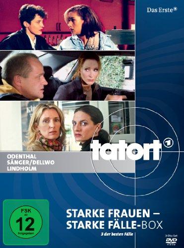 Tatort - Starke Frauen-Starke Fälle-Box (3 DVDs)