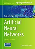 Artificial Neural Networks (Methods in Molecular Biology, Band 1260)